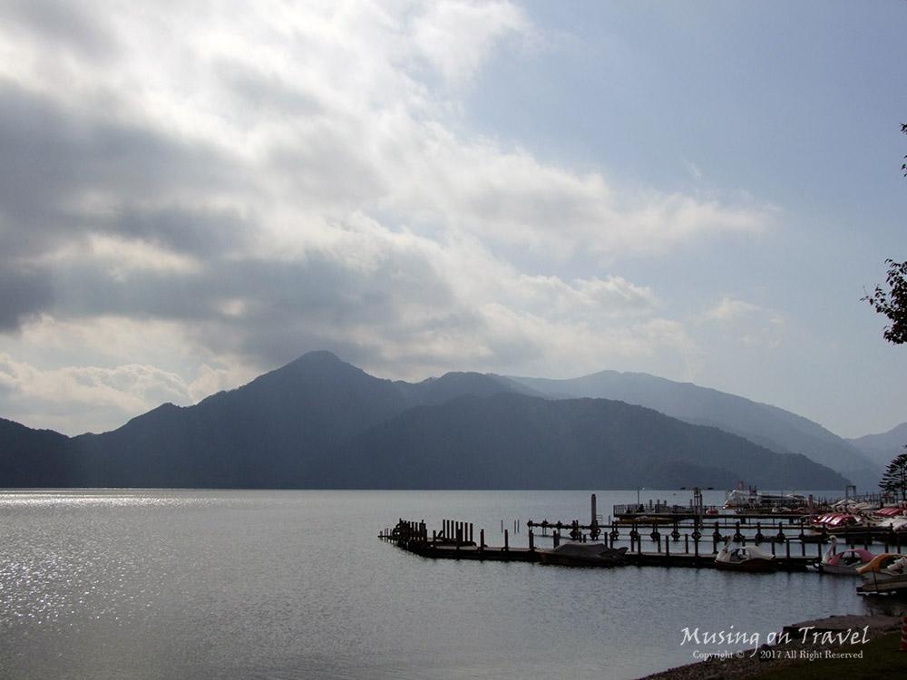 닛코국립공원 주젠지 호수
